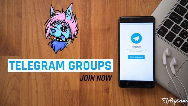 Furry Telegram Groups for Fur Lovers (2019)