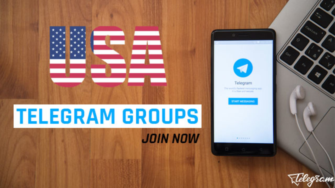 USA Telegram Groups Link to Join (2019)