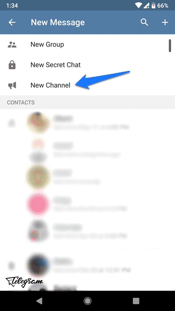 How to Create a Telegram Channel (Android, iPhone & Desktop)