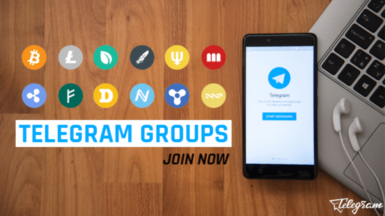 Best Cryptocurrency Telegram Groups (2019)