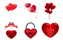 Stickersworld love