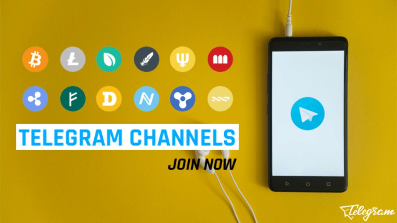 Best Cryptocurrency Telegram Channels (June 2019)
