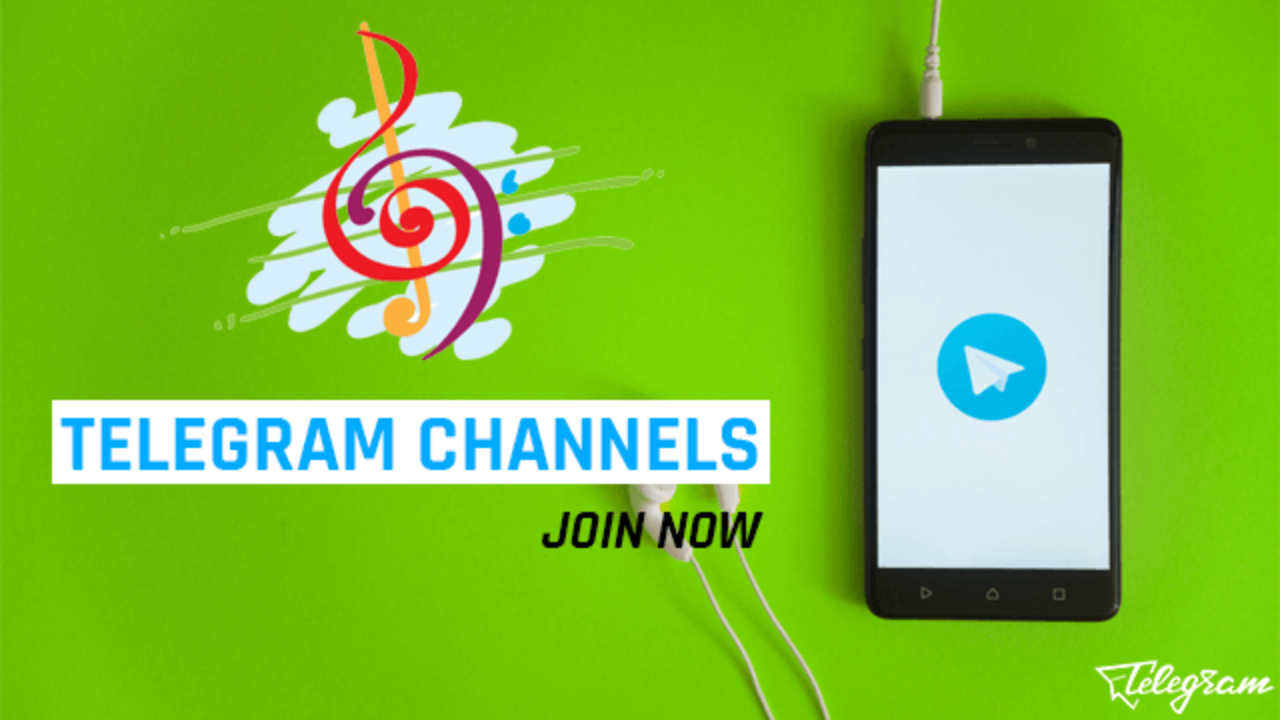 Best Telegram Music Channels for Song Lovers (2019)