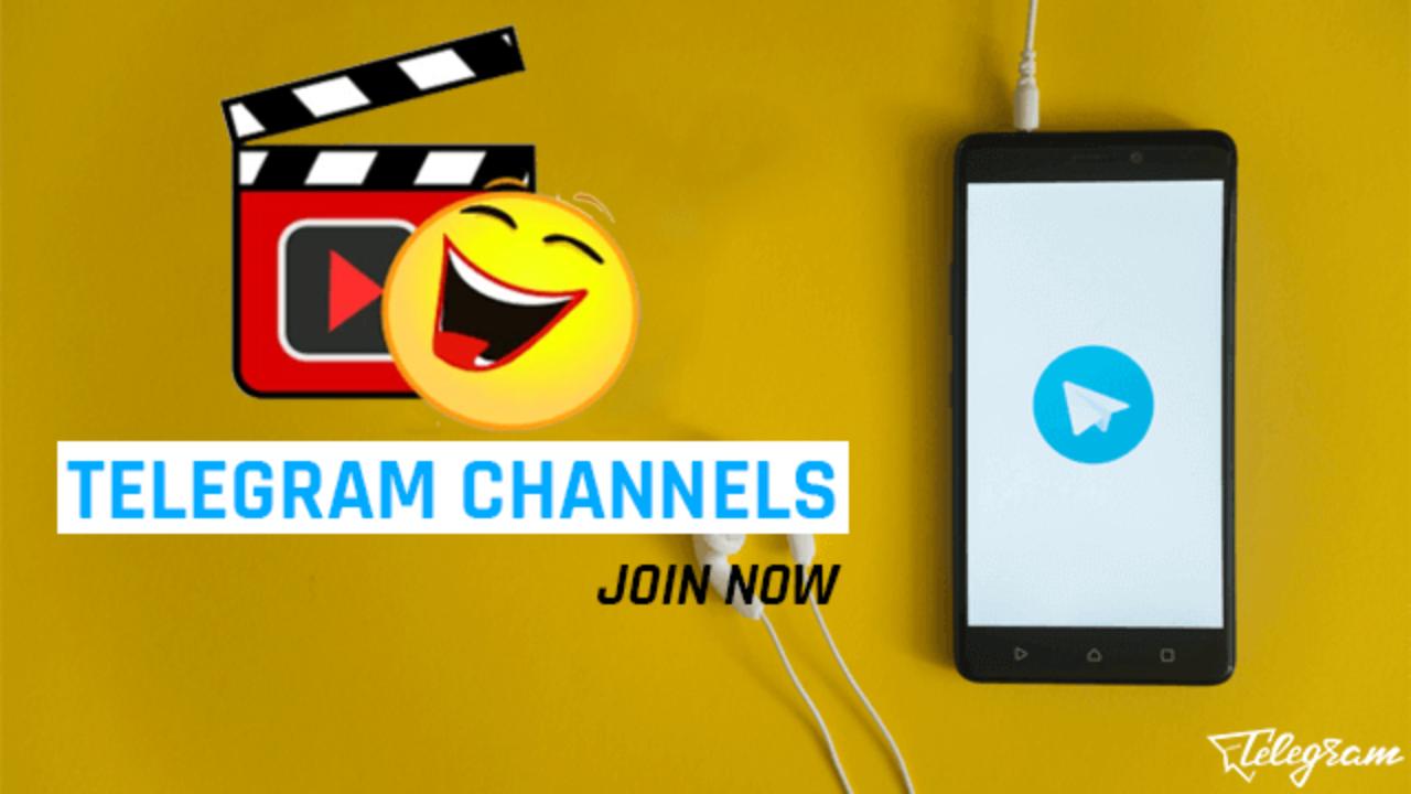 Best Telegram Video Channels for Funny Videos (2019)