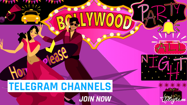 Telegram Hindi Movie Channels for Bollywood Lovers (2020)