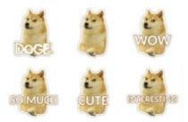 Doge Meme Stickers