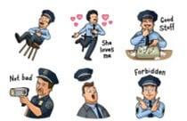 Police Meme Stickers