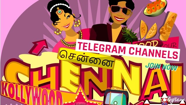 Telegram Telugu Movie Channels for Kollywood Lovers (2019)