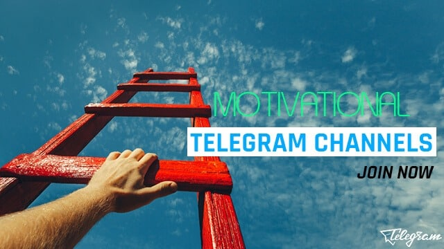 The best: telegram motivational channel