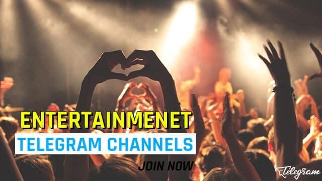 Entertainment Telegram Channels