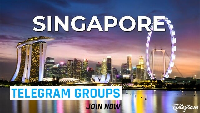 Telegram Groups Singapore Chat to Join