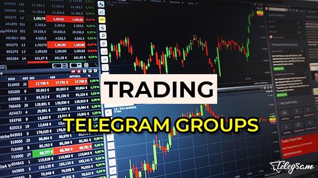 Forex trading telegram group link