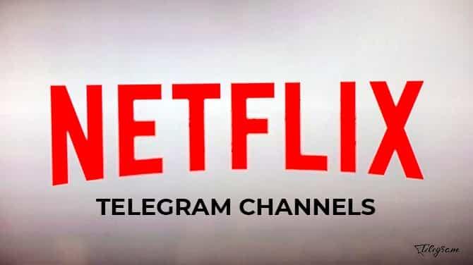 netflix telegram channel