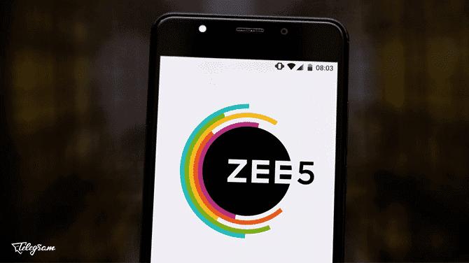 zee5 telegram channel